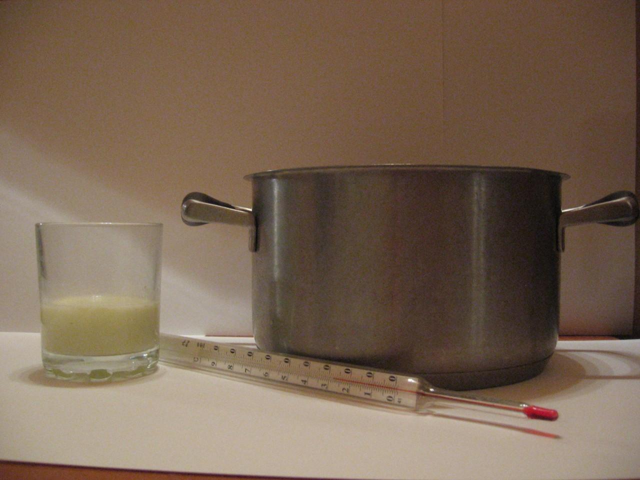Как уменьшить жирность молока в домашних условиях